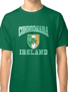 Connemara, Ireland with Shamrock Classic T-Shirt