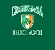 Connemara, Ireland with Shamrock T-Shirt