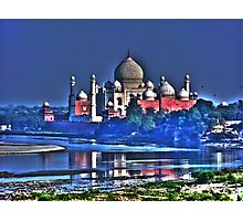 Taj Mahal (Agra) Photographic Print