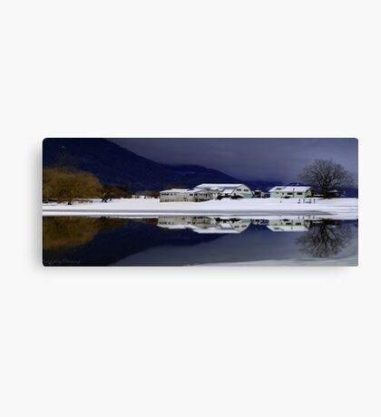 Wonders of the Valley Canvas Print
