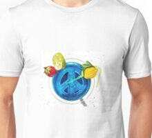 Peace Lost On Me Unisex T-Shirt