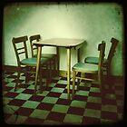 Chairs by Celia Strainge