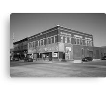 Alpena, Michigan - Thunder Bay Theatre Canvas Print