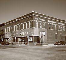 Alpena, Michigan - Thunder Bay Theatre by Frank Romeo