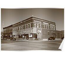 Alpena, Michigan - Thunder Bay Theatre Poster