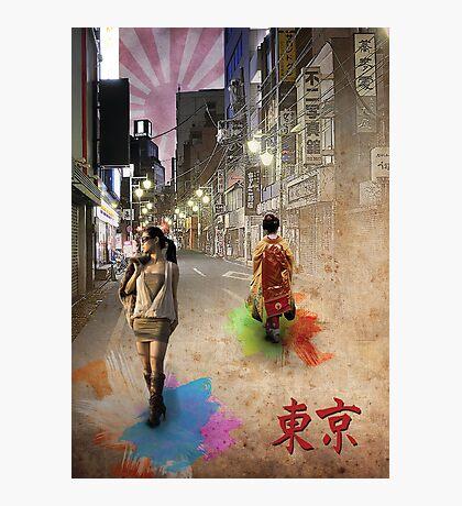 Tokyo One Photographic Print