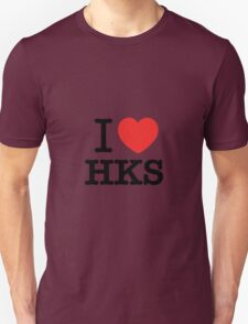 I Love HKS T-Shirt