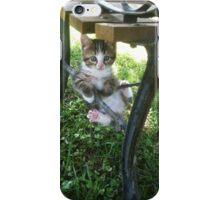 A little help please? iPhone Case/Skin