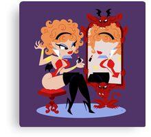 Vampirella Canvas Print