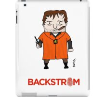 Backstrom iPad Case/Skin