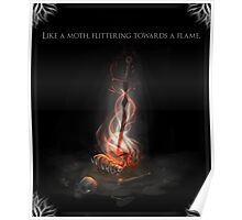 Link the Fire, Kindle the Flame Poster