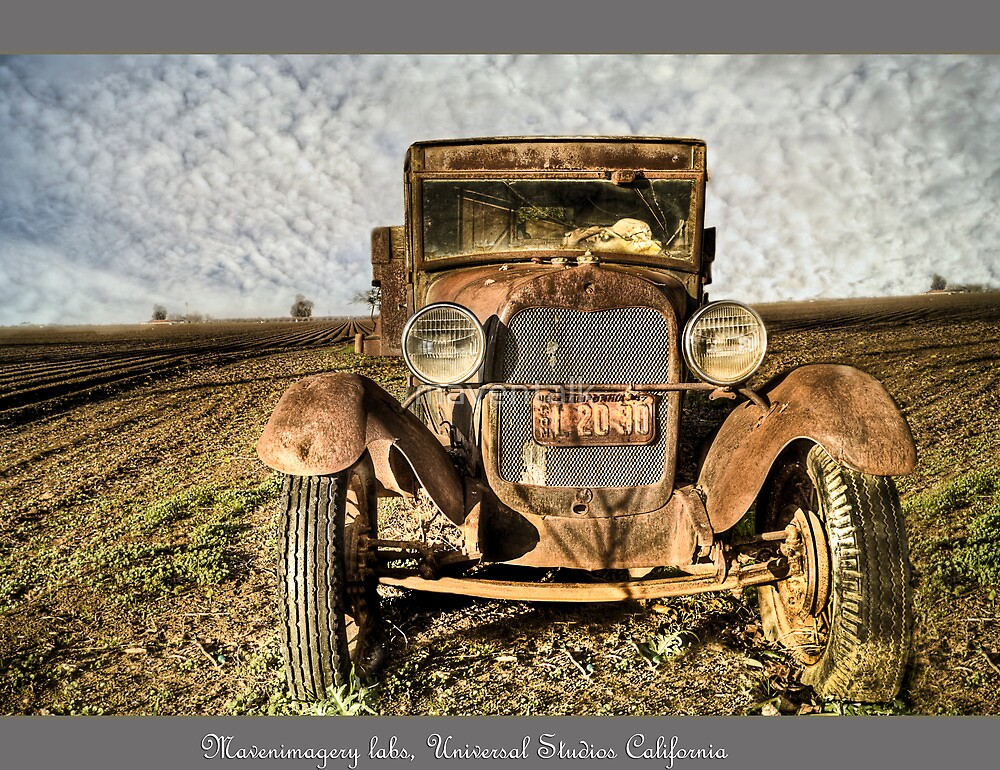 American Classics-Ford 1920 by maventalk