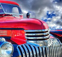 American Classics-Chevy 1956 by maventalk