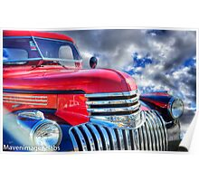 American Classics-Chevy 1956 Poster
