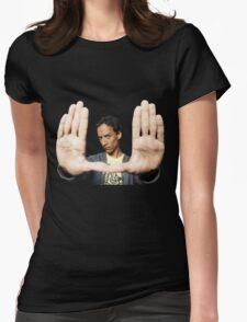 Abed Nadir Womens Fitted T-Shirt