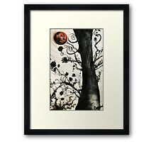 First Tree Framed Print