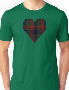 00120 Quebec, Plaid du Tartan Unisex T-Shirt