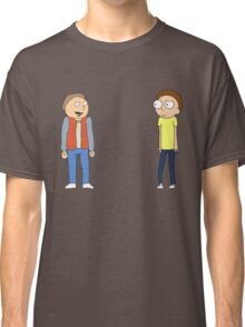 Mharti And Morty Classic T-Shirt