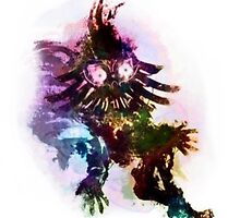 The Notorious Skull Kid  by Oscar30694