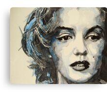 Norma Jean Canvas Print