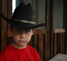 Cowboy by Doug Graybeal