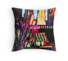 Ho Road Throw Pillow