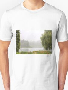 Foggy Lake T-Shirt