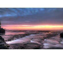 Bangally Sunrise - HDR Photographic Print