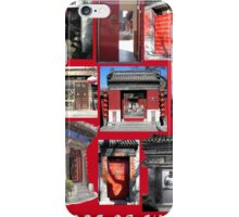 Doors of China iPhone Case/Skin