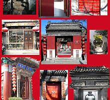 Doors of China by Greenbaby