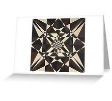 Encaustic Painting 11 Greeting Card