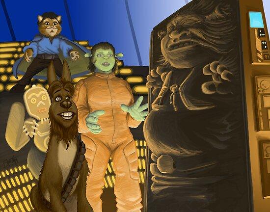 The Ogre Strikes Back by Jerry Bennett