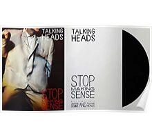 Stop Making Sense Poster