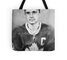 George Armstrong (Toronto Maple Leafs) Tote Bag