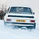 Ice Racing by Peter Lawrie