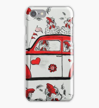 Beetle Chooks iPhone Case/Skin