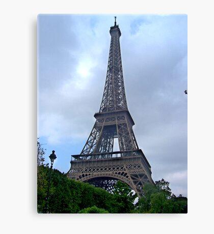 Eiffel Tower- Paris, France Canvas Print