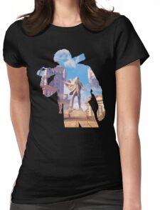 Bioshock - Booker DeWitt Womens Fitted T-Shirt