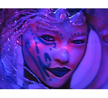 Miss Substantiality  (for all my sista's out here) Photographic Print