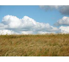 Prairie Land Photographic Print