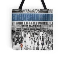 London Liverpool Street Station  Tote Bag