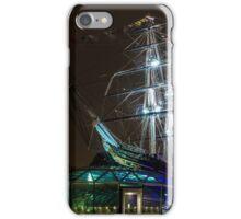 Ship At Night iPhone Case/Skin