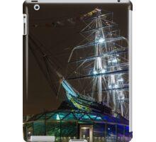 Ship At Night iPad Case/Skin