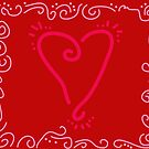 Squiggle Heart by Rachel Bachman