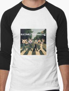 Animal Crossing Men's Baseball ¾ T-Shirt