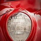 1937 Ford Headlight by onyonet photo studios