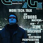 Cyber age - (Magazine cover) by Parth Soni