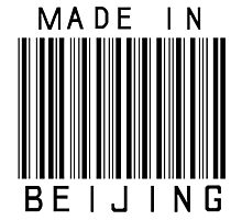Made in Beijing Photographic Print