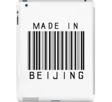 Made in Beijing iPad Case/Skin