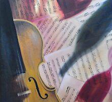 Setting the Mood by Sharlene  Schmidt
